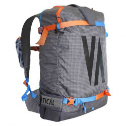 Vertical Bigline 25L dark grey