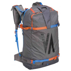 Vertical Bigline 40L dark grey