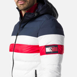 Veste ski homme Rossignol Colour Block Quilted Down Jacket