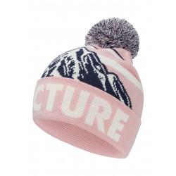 Bonnet Picture bernie pink