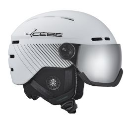 CEBE Fireball Matt White Black / Grey (Cat 1 & 3)