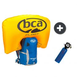 Sac BCA Float 2.0 27 speed Blue Grey + Cartouche Float 2.0