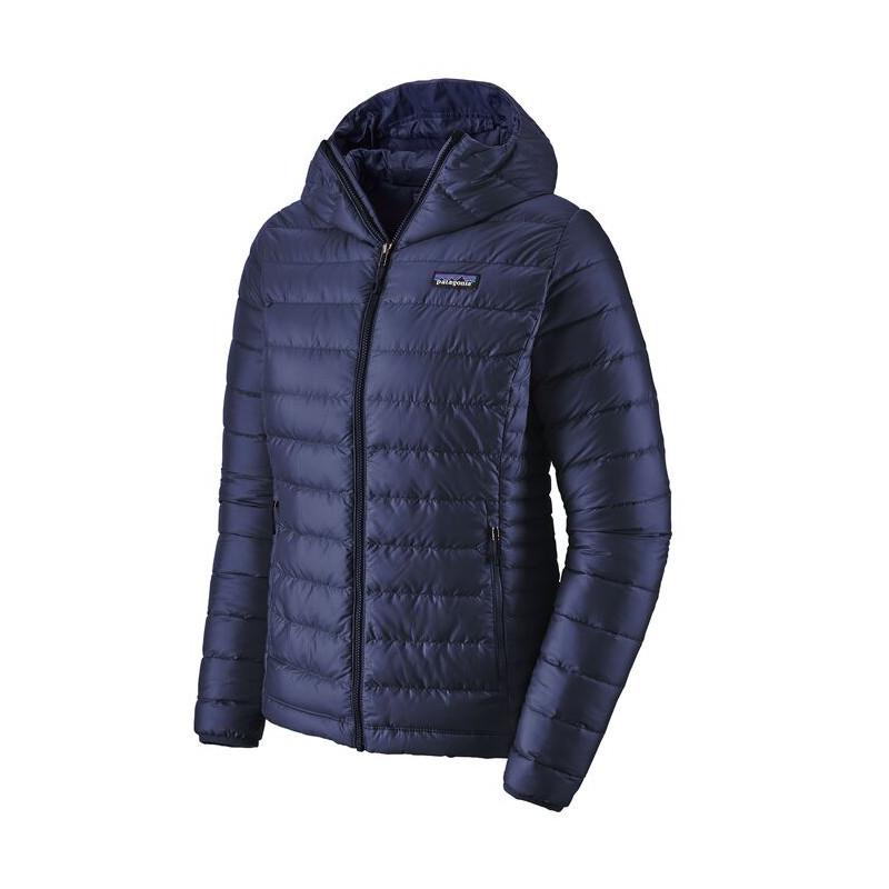 Patagonia Down Sweater Veste à capuche Femme, classic navy