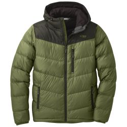 Outdoor Research Transcendent Down Hoody seaweed
