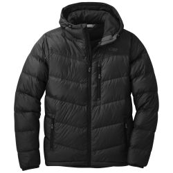 Outdoor Research Transcendent Down Hoody black