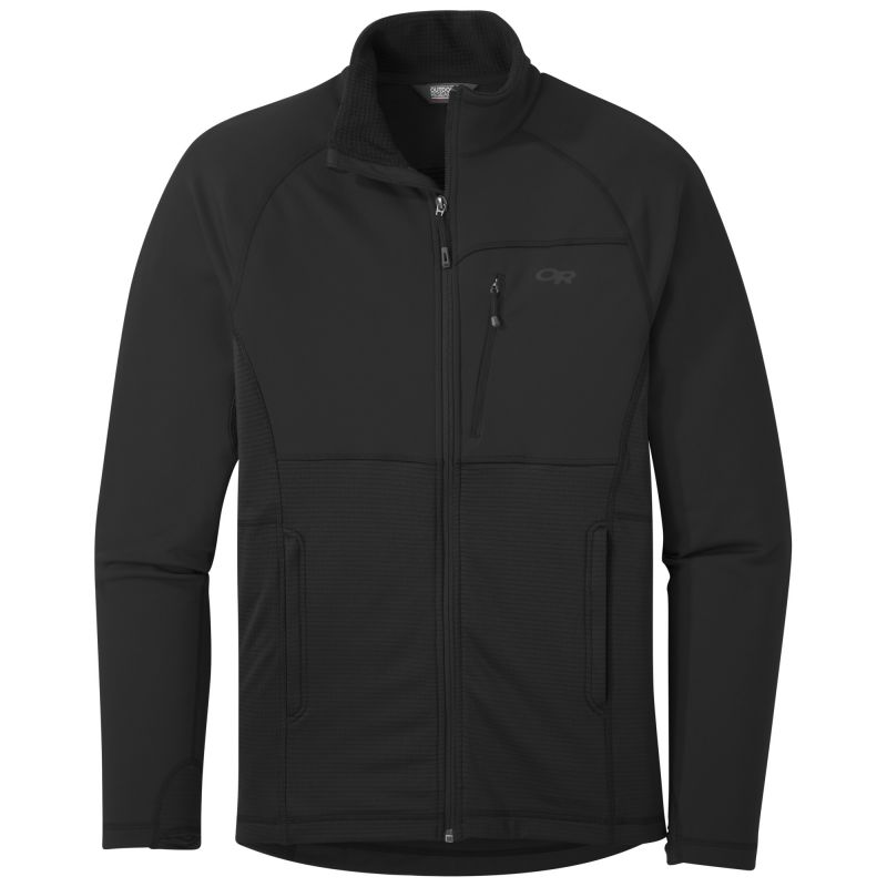 Outdoor Research Vigor Full Zip black