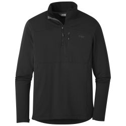 Outdoor Research Vigor Quarter Zip black