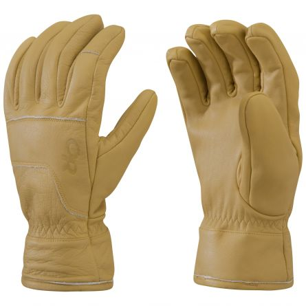 Outdoor Research Aksel Work Gloves natural