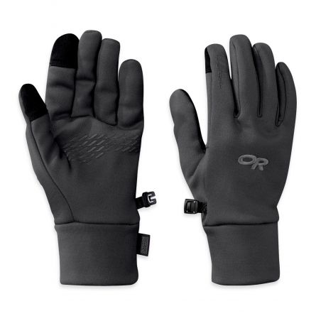 Outdoor Research W PL 100 Sensor Gloves charcoal heather