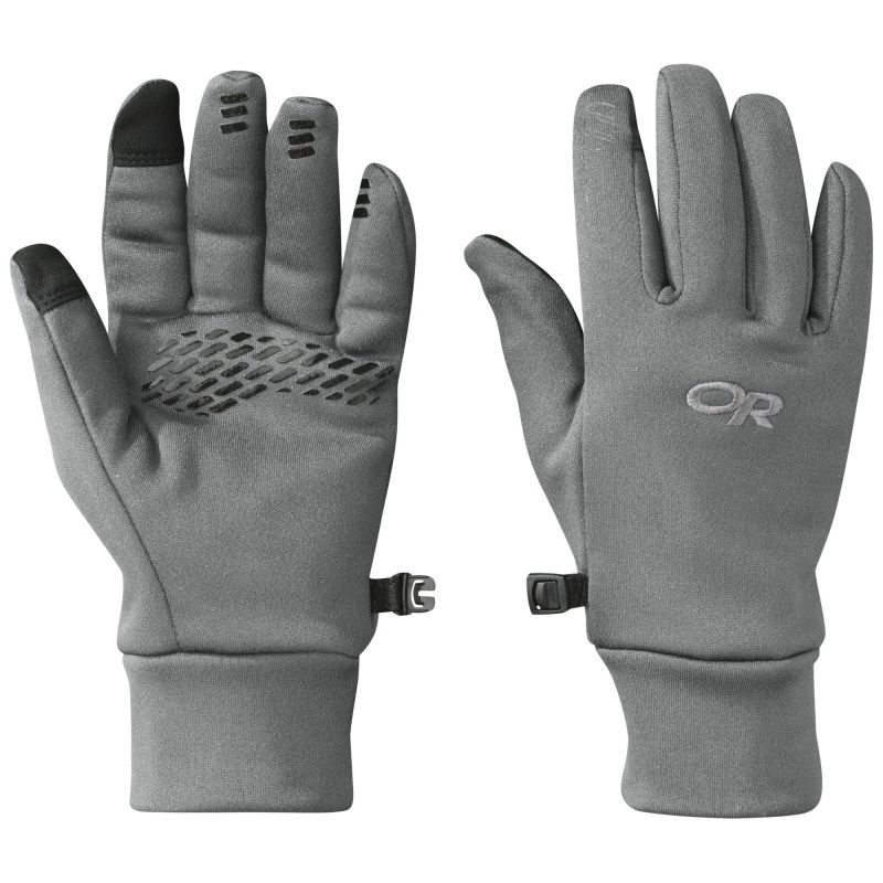 Outdoor Research W PL 400 Sensor Gloves charcoal heather