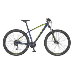 Scott Aspect 950 blue green