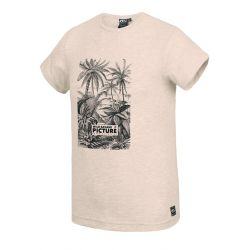 Picture Paul Tee Beige Melange