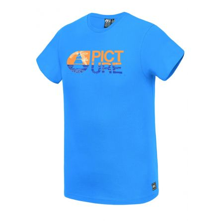 Picture Basement Sea Tee Picture Blue
