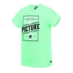 Picture Byron Tee Gum Green