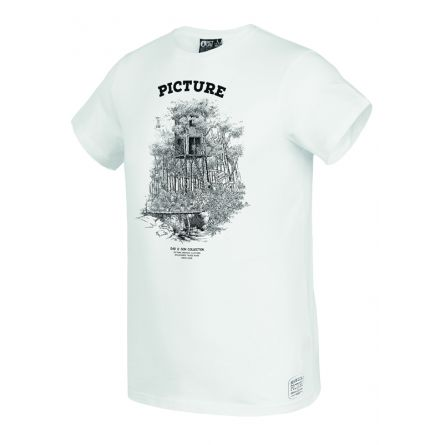 Picture D&S Cabin Tee White