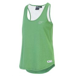 Picture Loni Tank W Army Green