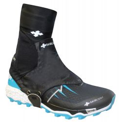 Raidlight Trail Gaiters Black