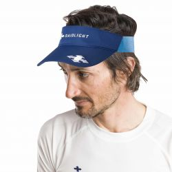 Raidlight R-Sun Visor Dark Blue/Blue