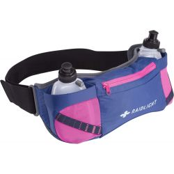 Raidlight Activ Dual 300 Belt W Dark Blue/Pink