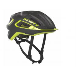 Casque Scott ARX Plus dark grey yellow