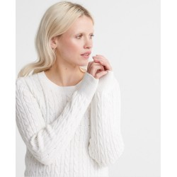 Pull chemise femme Pull Superdry Croyde Cable Knit Femme soft pink marl