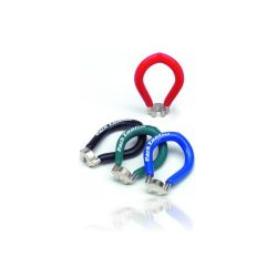 set de 4 Clés à rayons PRO Bleues