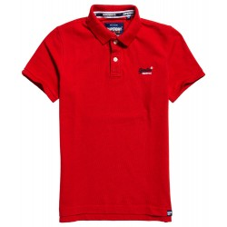 Polo Superdry Classic Pique...