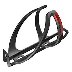 Porte-bidon Carbon Syncros Cage 1.0 black Red