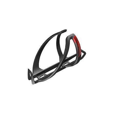 Porte-bidon Carbon Syncros Cage 1.0 black Red
