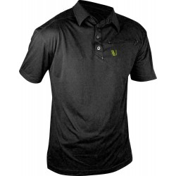 Vertical Aubrac Polo Noir