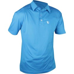 Vertical Aubrac Polo Bleu