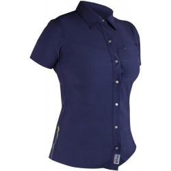 Vertical Aubrac SS Shirt W...
