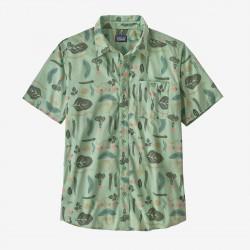 Patagonia go to shirt...