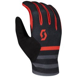 Scott ridance LF Black / Fiery Red