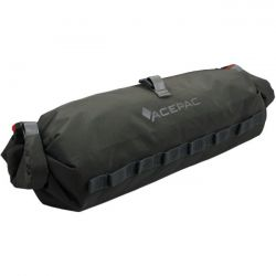 Acepac Sacoche de guidon Bar Dry Bag 16l - gris