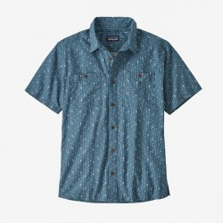 Patagonia back step shirt...