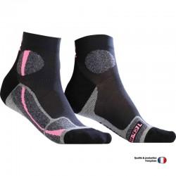 Monnet Mid Expert black / pink