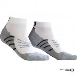 Monnet Run Perf blanc gris