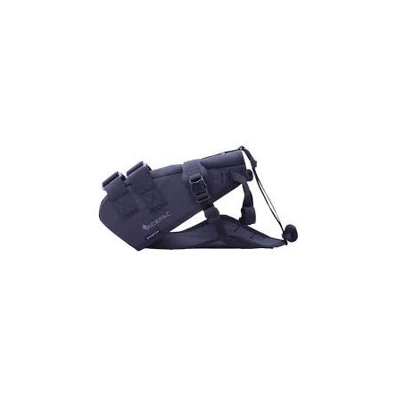 Support de sacoche selle Saddle Harness Black
