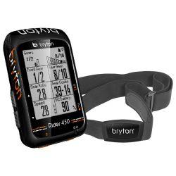 Compteur GPS Bryton rider 450 H