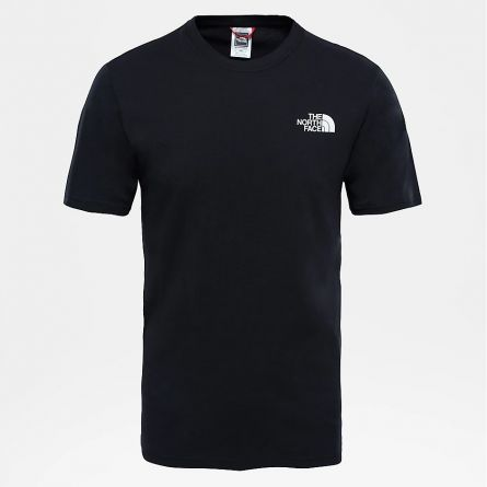 The North Face S/S Redbox Tee TNF Black