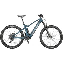 Scott Strike E-ride 930 Blue 2021