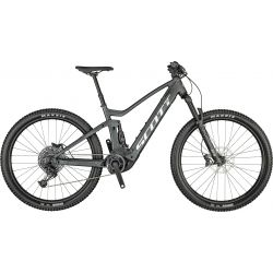 Scott Strike E-ride 930 Black 2021
