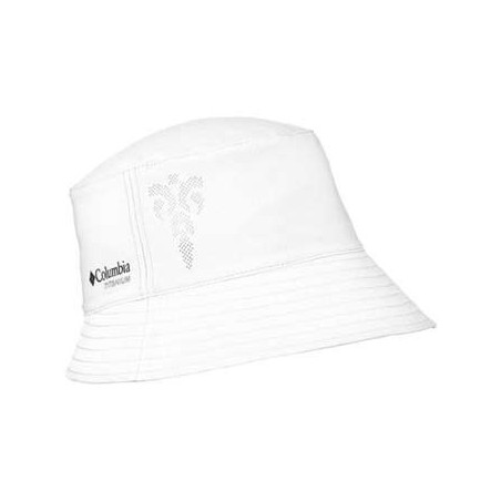 Chapeau Columbia Silver Ridge white