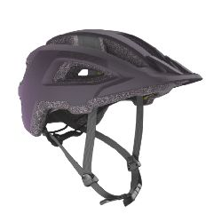 Casque Scott Groove Plus dark purple