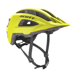 Casque Scott Groove Plus radium yellow
