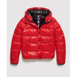 Bomber Superdry High Shine...
