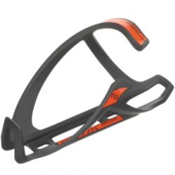 Syncros Porte-Bidon Carbon Tailor Cage 1.0 Droit Noir orange