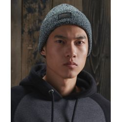 Bonnet Superdry Stockholm Black Twist