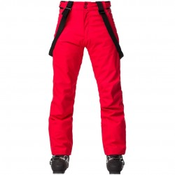 Rossignol Ski Pant sports red